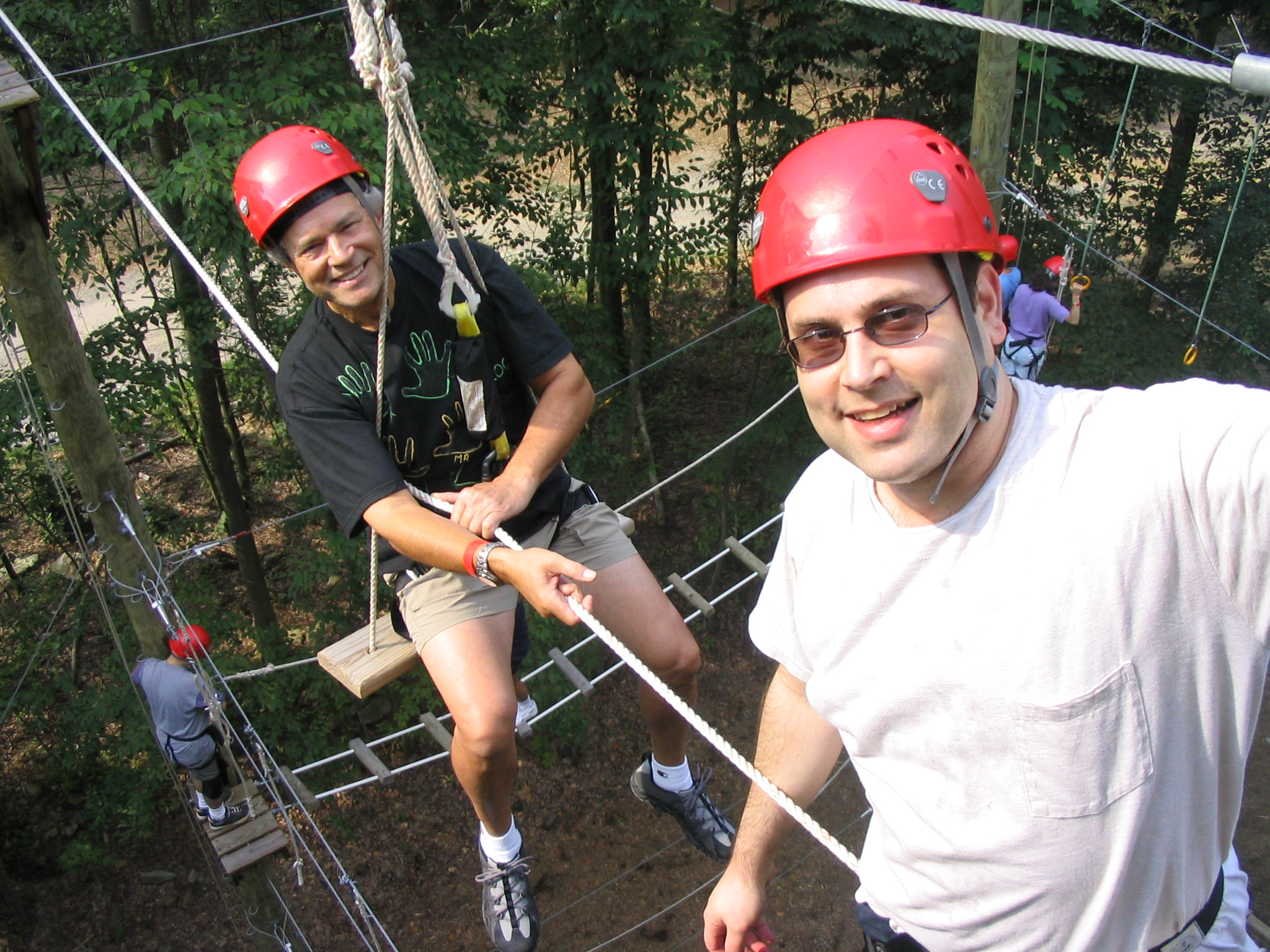 Ropes & Challenge Course | Capital Retreat Center