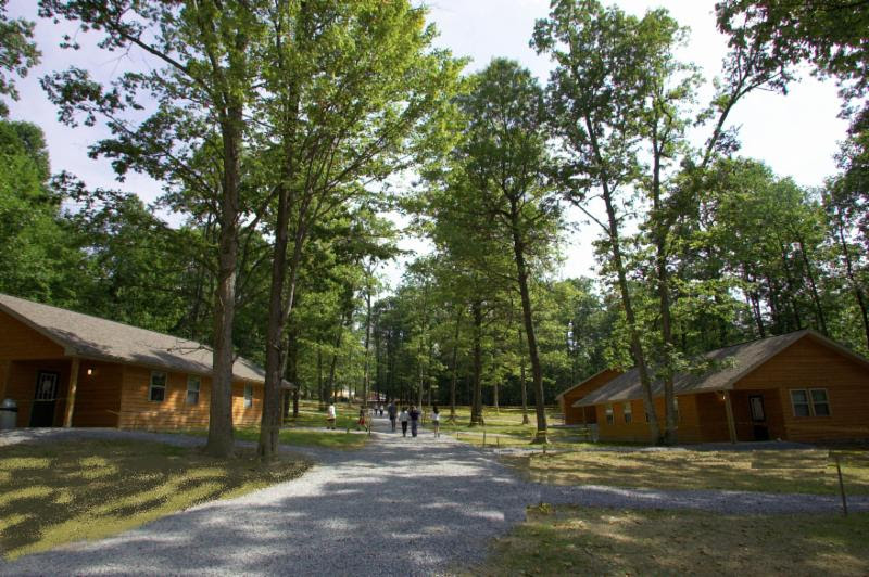 Lodge Rooms and Cabins