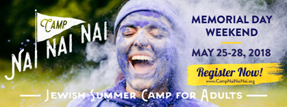 Jewish Summer Camp for Adults